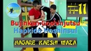 11 NAGARE KAESHI WAZA - Парные упражнения (Bujinkan Goshinjutsu Hapkido Hoshinsul 2019)