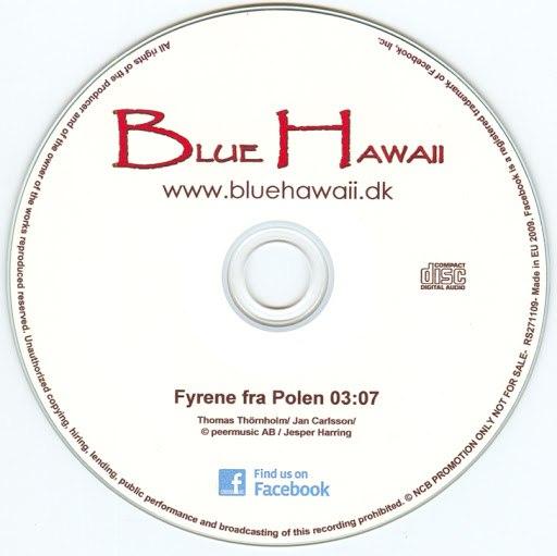 blue hawaii альбом Fyrene Fra Polen
