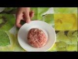 Видео рецепт приготовления вкусных беляшей