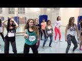 Финальный отбор в танцевальную команду МЭСИ, Группа №1