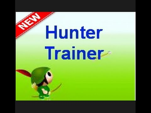 Hunter Trainer Video games play online for free