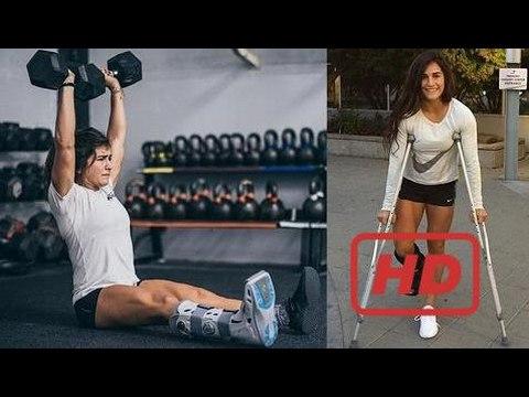 Unbroken crossfit athlete Lauren Fisher Amazing Crossfit Motivation BRM