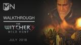 The Witcher 3 Wild Hunt Часть #13 Битва в Каэр Морхене Запись стрима