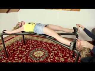 Kidnapped, Gagged and Tickled Lida
