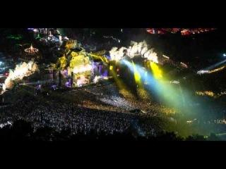 Endymion vs Evil Activities Live @ Tomorrowland 2013 Belgium) 28.07.2013