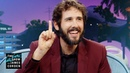 Josh Groban Wrote the U S Government About Aliens