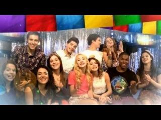 Promoción La Fiesta de Cumpleaños Disney Channel - Elenco de Violetta (Promoción 4)