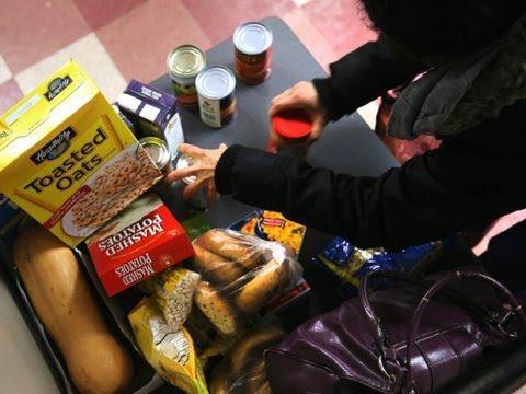 В супермаркетах Америки очереди за й едой. Все из-за рекордного шатдауна