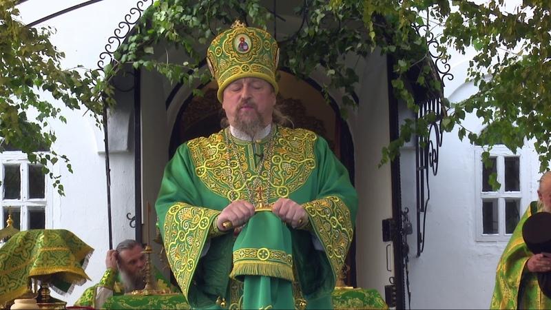Проповедь митрополита Иоанна в день Святой Троицы