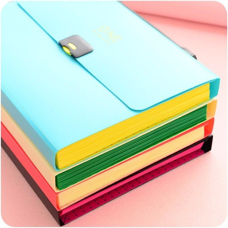 Вместительная папка -