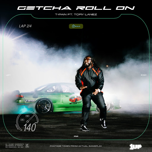 T-Pain альбом Getcha Roll On