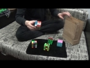 Fast Assembly of Rubiks cube 3x3