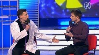 КВН Саратов - 2014 Высшая лига Вторая 1/8 Приветствие