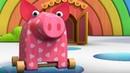 Деревяшки - сборник серий 3 - развивающие мультфильмы для самых маленьких 0-4