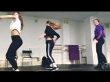 Dancehall workshop. Choreo by Kate Baba Ragga