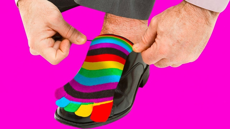 Завяжи шнурки правильно