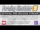 Farming Simulator 19 - Q A mit Marc Schwegler