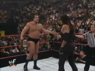The Undertaker and Big Show vs Kane and X-Pac - World Tag Team Championship (2/2)