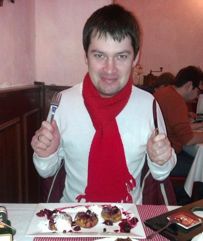 Андрей Барэн, 23 мая , Москва, id6163602
