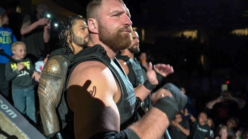 Is Roman Reigns worried hell be fired on SmackDown LIVE The Shields Final Chapter Diary