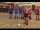 Футбольный матч, святых отцов.(Отрывок из сериала: Отец Тед).