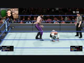 [Легендарный Киллер] WWE 2K19 Прохождение Карьеры МАЙКА ФАЙТА - ЖЕСТОЧАЙШАЯ ДРАКА (ч.25)