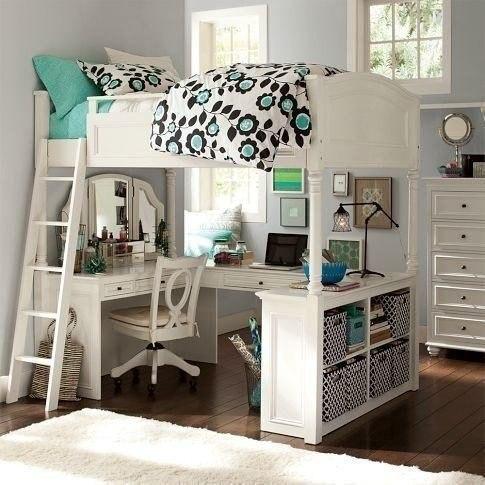 Идея для небольшой комнаты (1 фото) - картинка