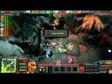 LGD vs Fnatic, Game 1, D2L S4, 07.01.2014