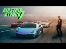 Airstrip Attack 7 Official Video 1 2 Mile Roll Race and Trap Speed Competition Shift S3ctor