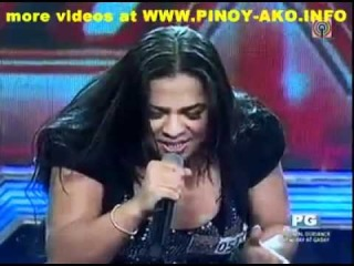 Pilipinas X - Factor - Osang (Drowning pool - Bodies & Shaggy - Boombastic Cover)