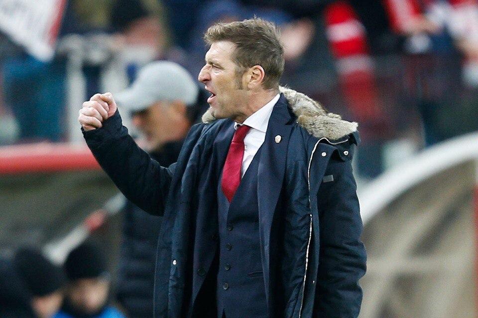 Массимо Каррера: «Спартак» – фаворит Кубка? Нет