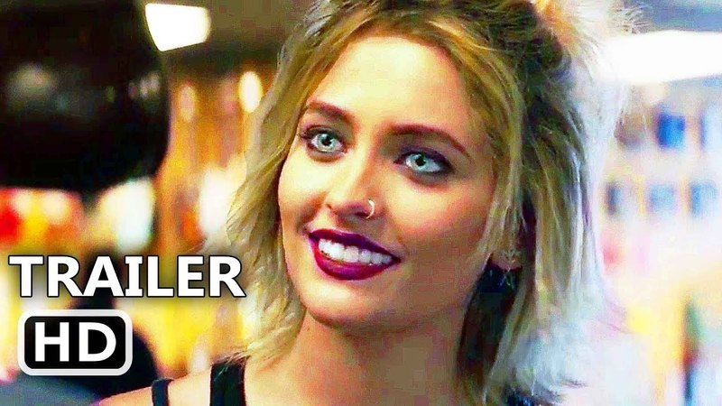 GRINGO Paris Jackson Movie Clip Trailer 2018