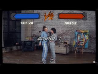 Battle таисия борисова vs nargiz radz / ina vokich / adspire fashion dance