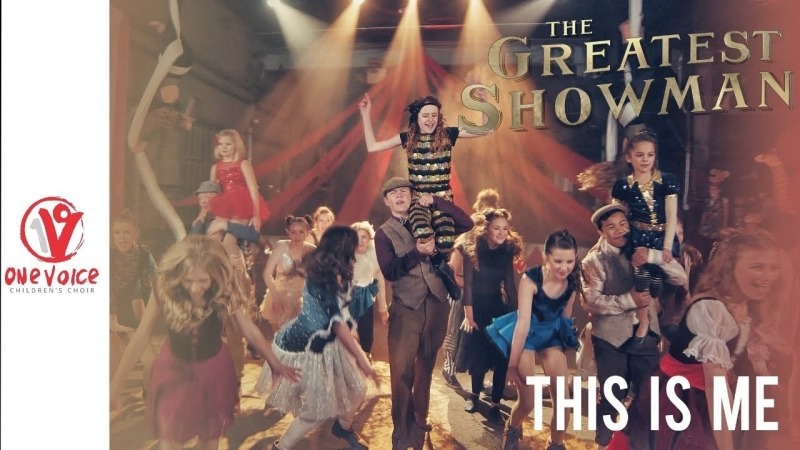 One Voice Children's Choir - This Is Me (Keala Settle cover/from The Greatest Showman)