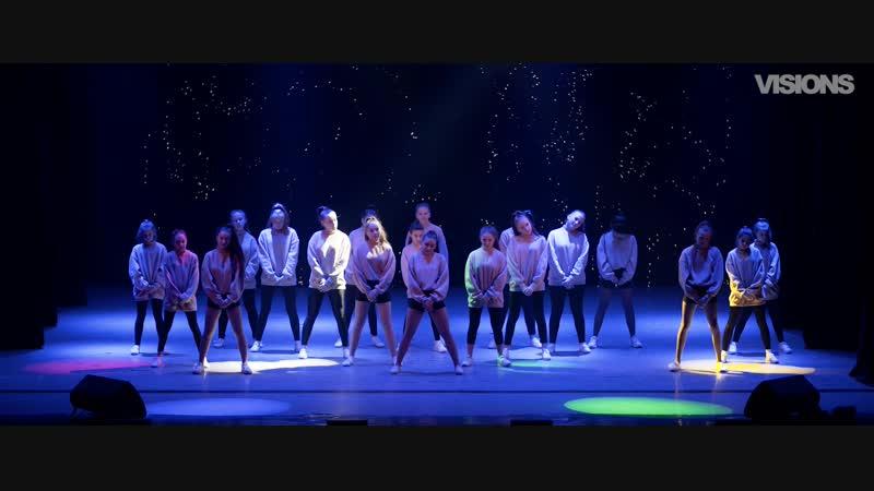 Школа Танцев Visions - Lady Dance Kids