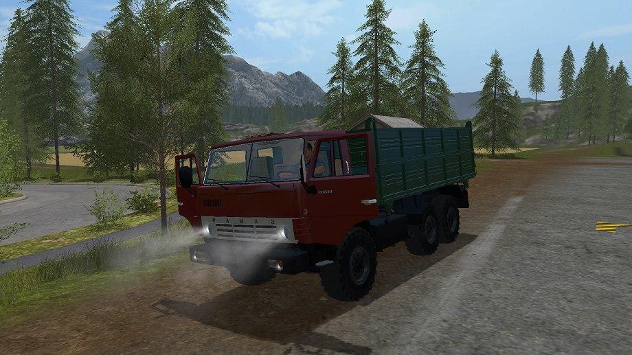 КАМАЗ-55102 V1.0