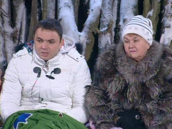 ДОМ-2 Город любви 3499 день Вечерний эфир (08.12.2013)