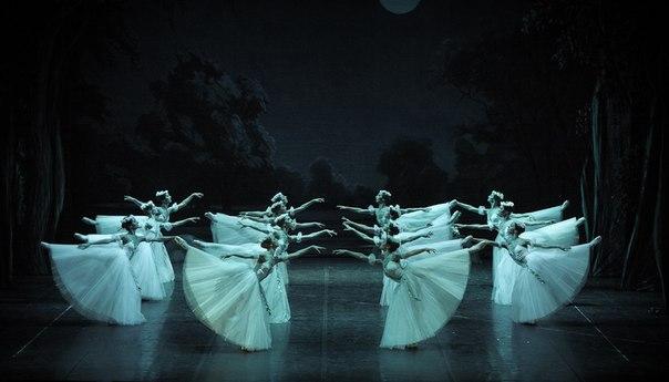 'Giselle' (Act II)