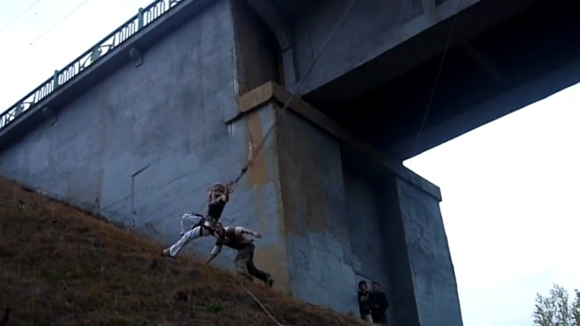Amplitude jump. The Sinner Team, 2010.
