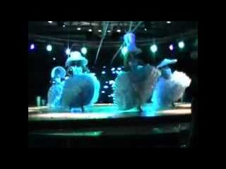 Шоу балет Империя.Куклы.LIVE BELLY DANCE SHOW IMPERIA 2012