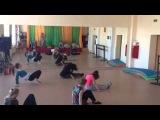 Мастер-класс Баины Басановой в студии танца Juicy Carrots. Стриппластика