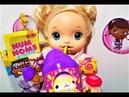 Куклы пупсики открываем сюрпризы. НЯМ НЯМС И СМУШИ МУШИ. Видео с куклами пупсики мультики
