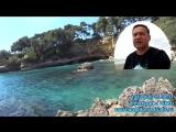 Пляжи Черногории l Улциньская Ривьера