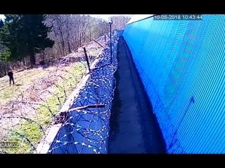Поджог травы на улице Берша в Ижевске устроили специально