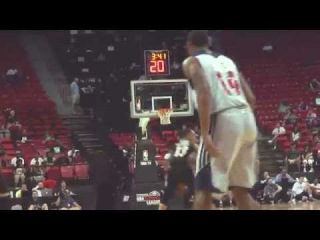 Glen Rice Jr. Shows Off his Skills in Summer League
