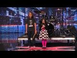 Шестилетняя девочка взорвала шоу Америка ищет таланты