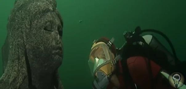 Подводная археология находит всё больше фактов, что человечество гораздо старше, чем мы думаем