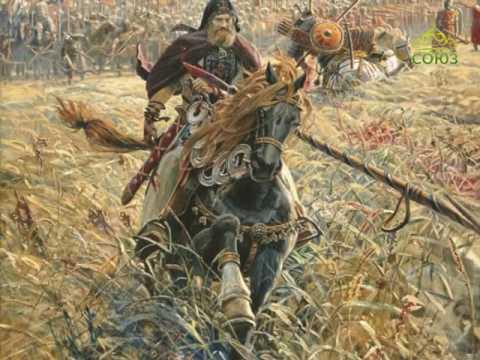 Мысли о прекрасном. От 9 февраля. Выставка художника Павла Рыженко Судьба державы. Часть 1