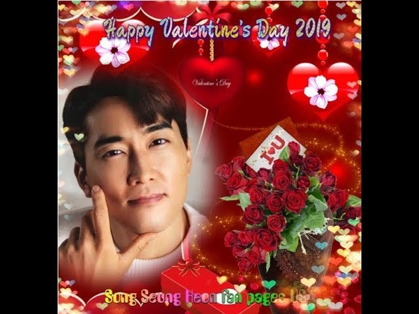 Song Seung Heon ~ 2019 Happy Valentines Day part 1