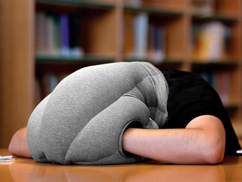 Подушка-страус -